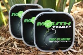 Korda Mouthtrap Chod Filament 20lb