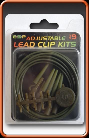 E-S-P Adjustable Lead Clip Kits