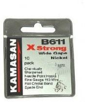 KAMASAN B611 Barbed Hooks