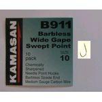 KAMASAN B911SPADE BARBLESS