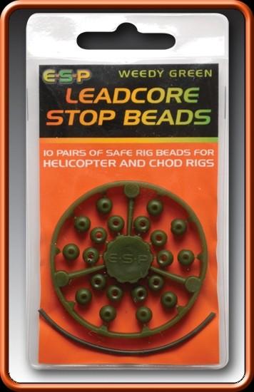 E-S-P Leadcore Stop Beads