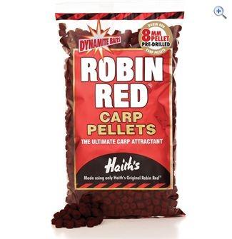 RED ROBIN CARP PELLETS