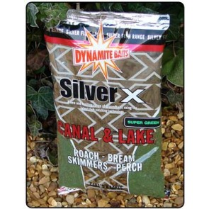 DYNAMITE SX503 - Silver X Canal Lake Super Green